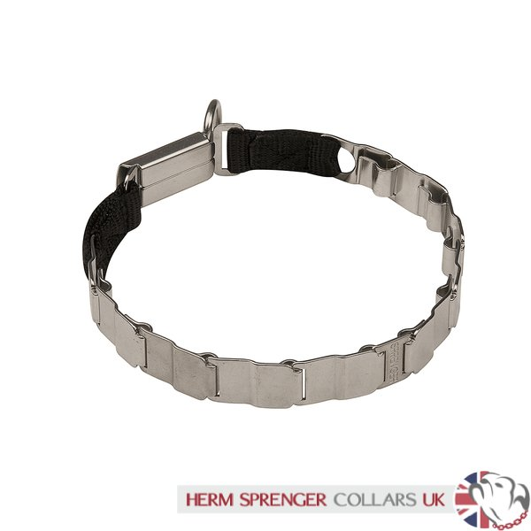"""Fun Time"" Herm Sprenger Neck Tech Fun Collar"