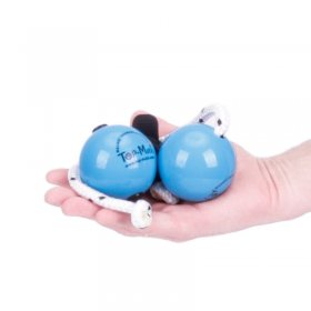 Top-Matic Profi Set SOFT Dog Training Balls and Multi Power Clip