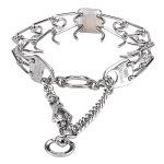 """Issues Killer"" Chrome Plated Herm Sprenger Dog Prong Collar with Quick Release 2.25 mm"