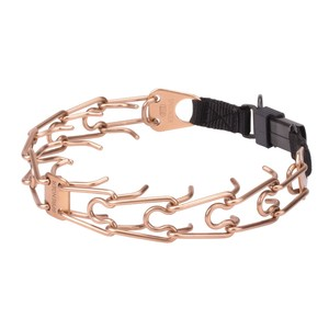 4 mm Curogan Herm Sprenger Prong Collar with Security Buckle